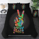 Housse de Couette Peace and Love