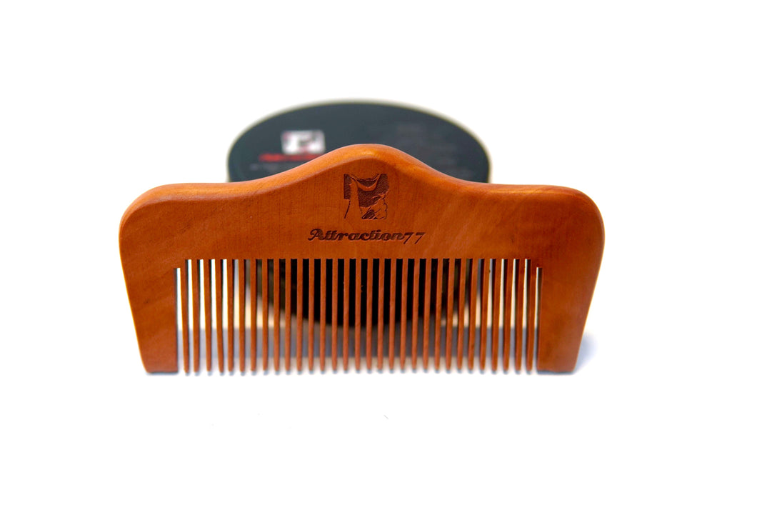 Attraction77 Beard Comb
