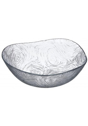 Marine Glass Linden Serving Bowl