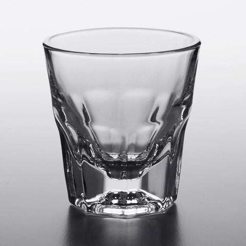Gibraltar 4.5oz Rocks/Espresso Glass