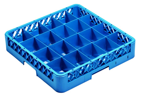 Jiwins 20-Compartment Glass Rack or Extender