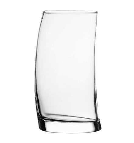 Tall Curved Glass 13oz