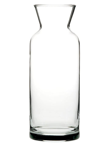 Glass Pitcher with Green Lid 1.25L