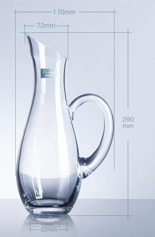 Wine Decanter with Handle 750ml