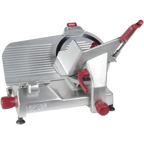 "Berkel 827A-PLUS 12"" Manual Gravity Feed Meat Slicer"