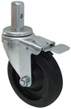 Replacement Casters for Tiered Aluminium Welded Sheet Pan Rack (10/20 Tiers AWRK-10/20)