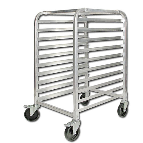 Tiered Aluminium Welded Sheet Pan Rack (10 Tiers)