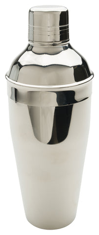 3-Piece Stainless Steel Deluxe Shaker Set