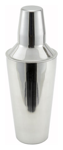 3-Piece Cocktail Shaker