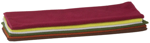Microfiber Bar Towels (Set of 6)