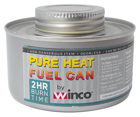 Chafing Fuel Can with Twist Cap