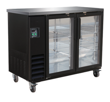 Medium Sliding Door Bar Cooler