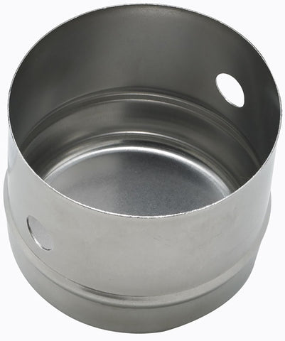 "Stainless Steel 3""Dia. x 2.5""H Cookie Cutter"