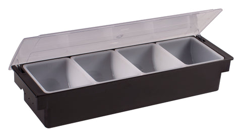 Bar Condiment Compartment Holder