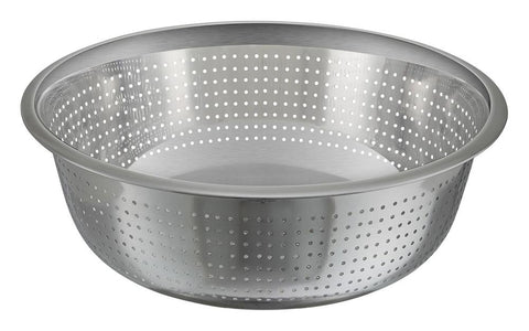 Stainless Steel Chinese Style Colanders 2.5mm Holes