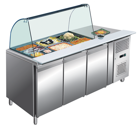 Medium Refrigerated Counter Range