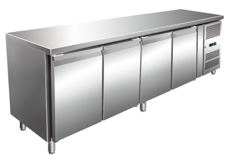 "82"" Refrigerated GN Counter"