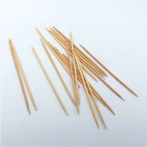 Bamboo Toothpicks (2000 Pieces)