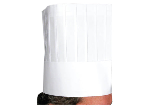 "Disposable 9"" Chef's Hat"