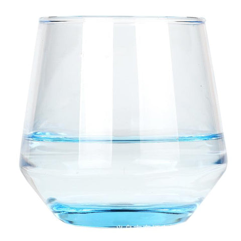Tinted Beverage Glass