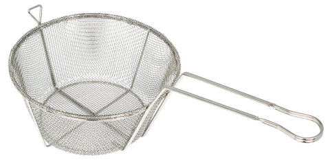 Wire Round 6 Mesh Fryer Basket