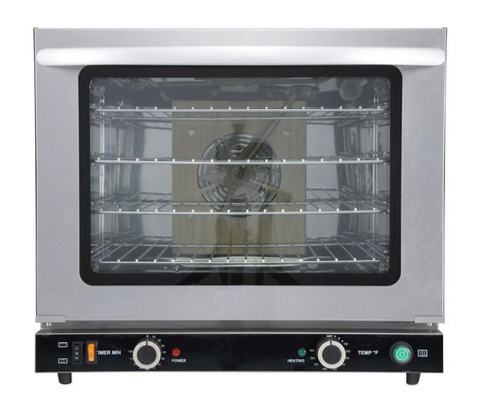 Turbo Range Electric Countertop Convection Oven-Half Size, 66L