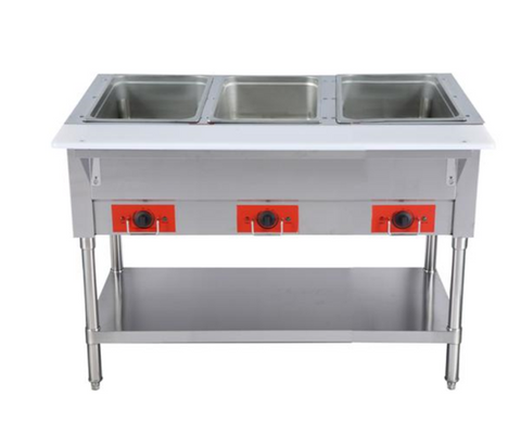 Turbo Range FZ-06C2 Electric Steam Table