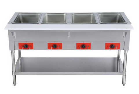 Turbo Range FZ-06D2 Electric Steam Table