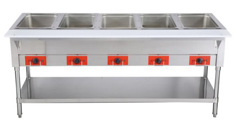 Turbo Range FZ-06E2 Electric Steam Table
