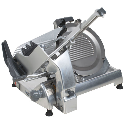 "Hobart HS6N-1 13"" Manual Slicer - 1/2 hp"