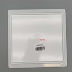 "Sleek Square Melamine Plate (7.8"" x 7.8"")"