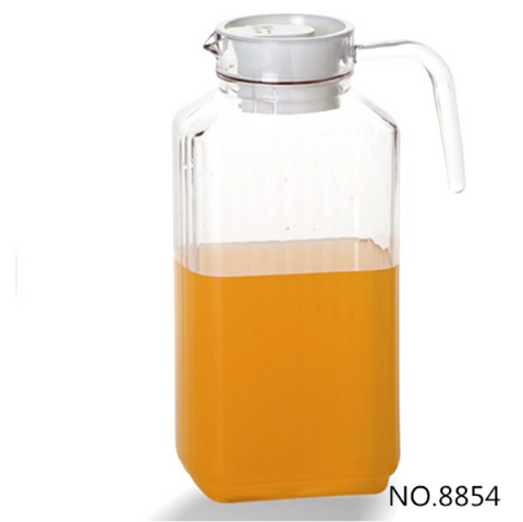 Clear Polycarbonate Etched Pitcher (1-1.8L)