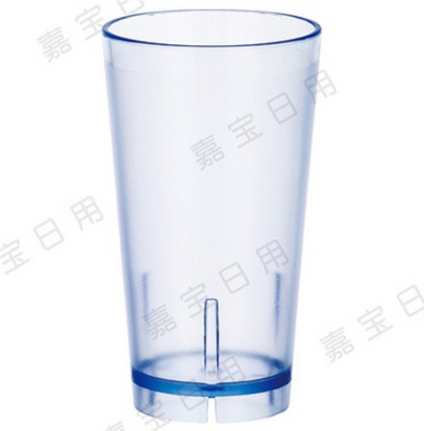 Clear Pebbled Polycarbonate Water Cup/Tumbler (8-20oz)