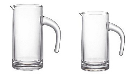 Clear Polycarbonate Beer Pitcher (24-32oz)