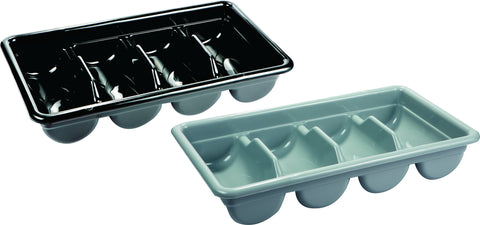 Jiwins 4-Compartment Cutlery Box