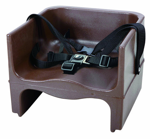 Double-Sided Booster Seat, Brown