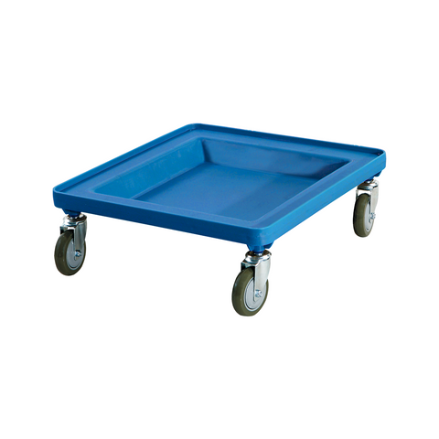 Blue Dish Rack Dolly