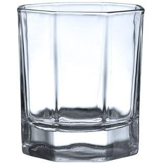 Octagonal Whiskey Glass 200ml