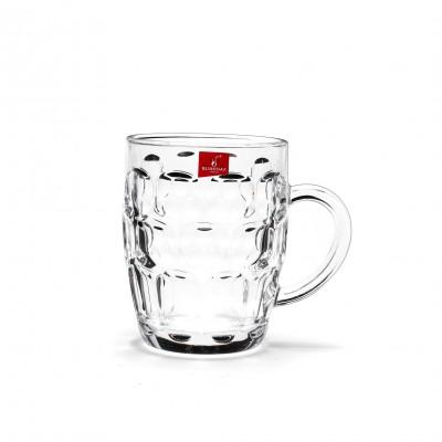 Dimpled Pint Glass 20oz