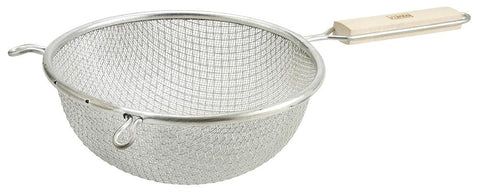 Tin Medium Double Mesh Strainer