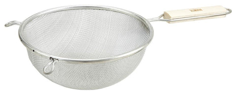 Tin Medium Single Mesh Strainer