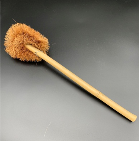 Long Handle Natural Cleaning and Scrubbing Brush