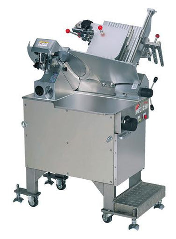 Nantsune Commerical Frozen Meat Slicer NFC-350