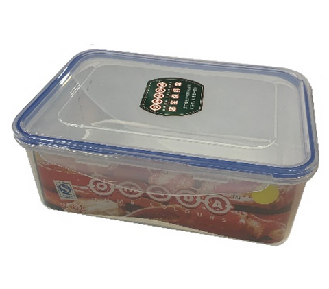 Secure Lock Food Container