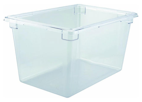 Clear Polycarbonate Full Size Food Stoage Container & Lid