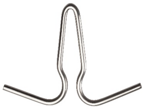Stainless Steel Double Pot Hook