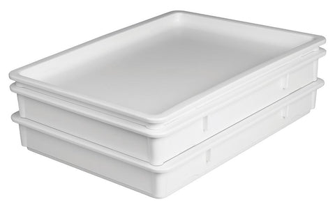Polypropylene Pizza Dough Box Stackable