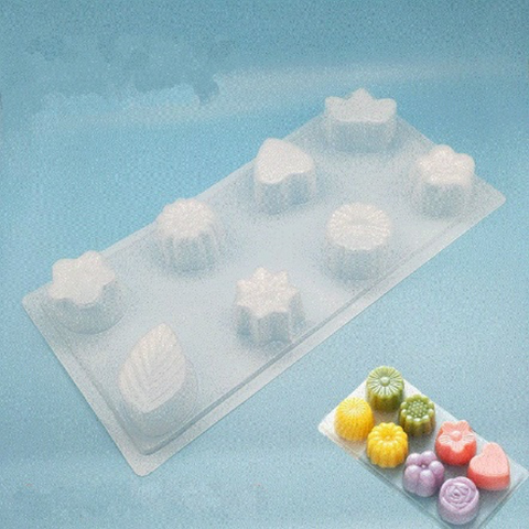 Plastic Molds (Various Shapes)