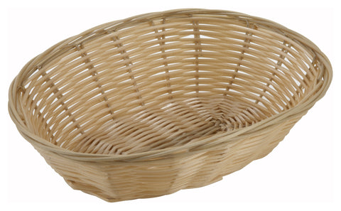 Woven Rectangle Serving Basket
