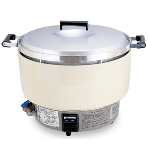 Thunder Group Rinnai 55 Cups (Raw) Natural Gas Rice Cooker RER-55AS-N
